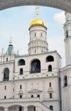 克里姆林宫莫斯科 科教文组织世界遗产站点 响铃极大的ivan塔 库存图片