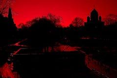 克里姆林宫莫斯科 科教文组织世界遗产站点 免版税图库摄影