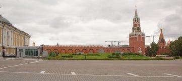 克里姆林宫 在克里姆林宫P的第14个军团的站点的区域 库存图片