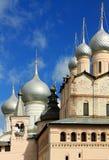 克里姆林宫rostov 库存照片