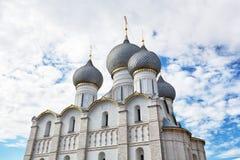 克里姆林宫rostov 免版税库存图片