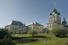 克里姆林宫rostov veliky的俄国 免版税图库摄影