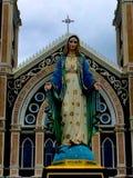 克里斯教会  图库摄影