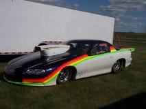克里斯的2002年Camaro SS 库存照片