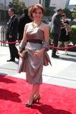 克里斯蒂娜Cimellaro黄金时间的创造性的Emmy奖2009年 库存图片