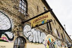 克里斯钦自由城、无政府主义者公社和部分地自治故意社区 库存图片