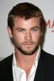 克里斯Hemsworth 免版税库存照片