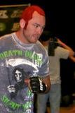 克里斯Leben UFC战斗机 库存图片