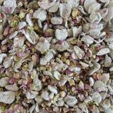 克里特岛白鲜牛至属植物dictamnus -干花和叶子f 免版税库存图片