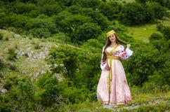 克里米亚半岛鞑靼人 库存图片