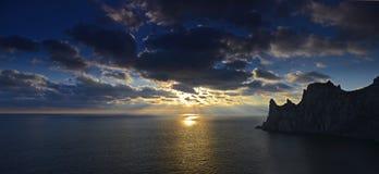 克里米亚半岛 免版税库存图片