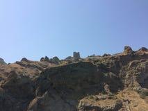 克里米亚山 库存图片