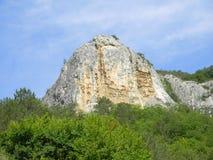 克里米亚的山 免版税图库摄影
