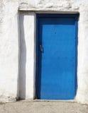 克里米亚老门房子 图库摄影