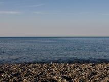 克里米亚黑海 免版税库存照片