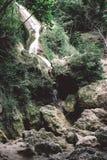 克里米亚-瀑布 免版税图库摄影