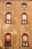 克雷莫纳,意大利 圣卢卡教会,细节 库存照片