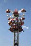 兔子塔在科尼岛月神公园在布鲁克林 图库摄影