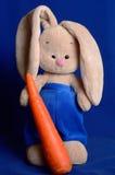 兔子软的玩具 库存照片