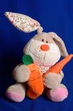 兔子软的玩具 免版税库存照片