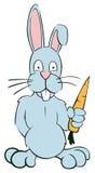 兔子 皇族释放例证