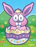 兔宝宝复活节 免版税库存照片