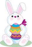 兔宝宝复活节 库存图片