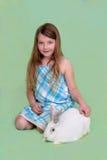 兔宝宝子项 免版税库存图片