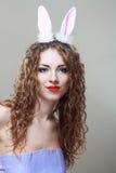 兔宝宝耳朵 免版税库存照片