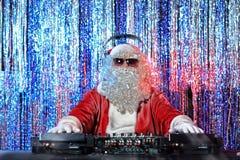 党圣诞老人 免版税库存图片
