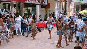 党在特立尼达 玻利维亚,南美 库存照片