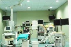 入侵最小的手术室 图库摄影
