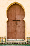 入口摩洛哥人 免版税库存照片