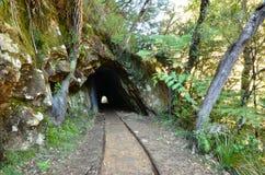 入口隧道 库存图片
