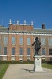 入口kensington伦敦宫殿 库存照片