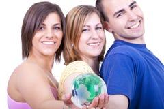 全世界教育 免版税库存图片