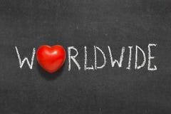 全世界 免版税库存照片