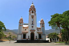 全国万神殿,加拉加斯,委内瑞拉 库存图片