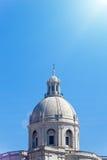 全国万神殿-圣诞老人Engracia教会在里斯本, 免版税库存照片