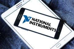 全国仪器公司商标 免版税库存图片