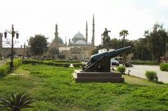 全国军事博物馆-开罗 免版税库存照片