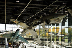 全国军事博物馆-荷兰 图库摄影