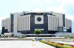 全国劳动人民文化宫在索非亚 库存照片