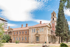 全国南非荷兰语和梭托人文艺博物馆在布隆方丹 免版税库存图片