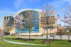 全国和平学院华盛顿特区 库存图片