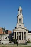 全国城市基督教会 免版税库存照片