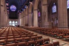 全国大教堂,华盛顿 库存图片