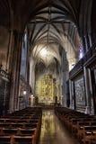 全国大教堂 库存图片