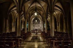 全国大教堂 免版税库存照片