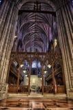 全国大教堂 库存照片